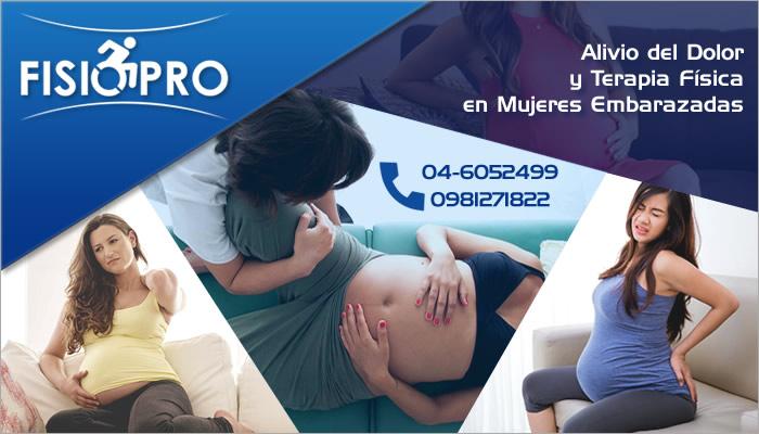 terapia fisica en mujeres embarazadas en guayaquil